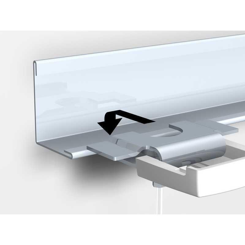 accroche tableau pour faux plafond. Black Bedroom Furniture Sets. Home Design Ideas