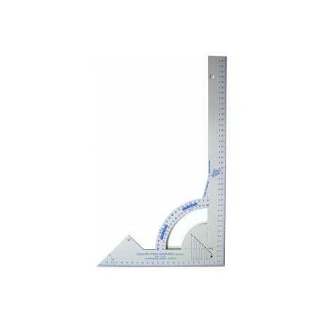 Equerre d'encadrement 40 cm pour encadreur droitier