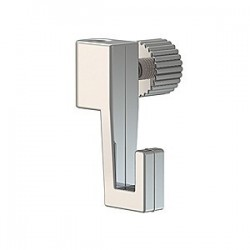 Frame hook for wire perlon door 4 Kg