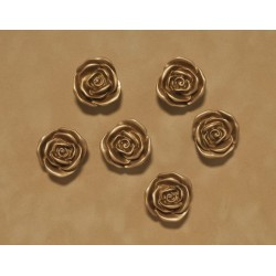 Aimants, magnets forme rose