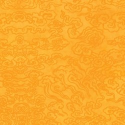 Feuille papier lokta tibet orange