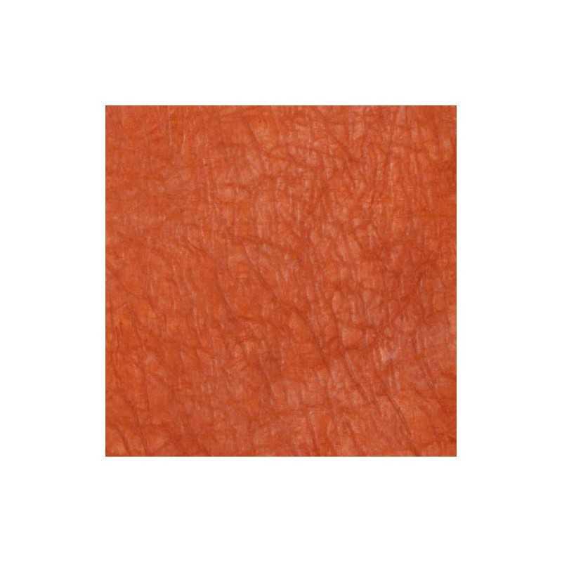 Feuille papier translucide cadre part for Peinture orange brule