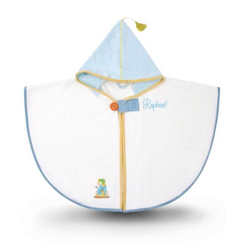 cape de bain broder pour enfant. Black Bedroom Furniture Sets. Home Design Ideas