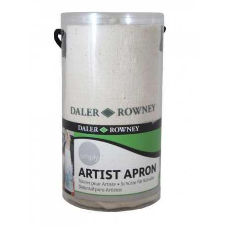 Tablier de peintre pour artiste