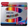 Boite de crayon de couleur