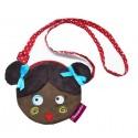 Children's crossbody bag, Les Mistinguettes collection