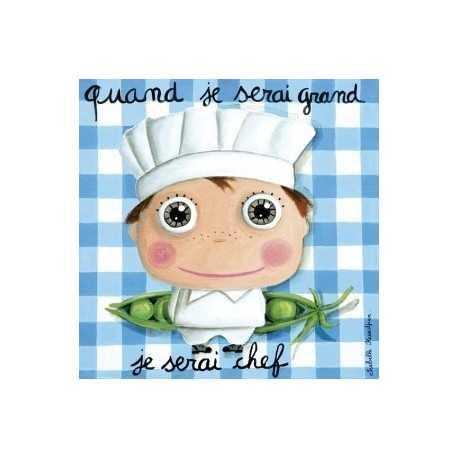 "Tableau ""Chef"""
