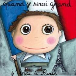 """Tableau """"Paris garçon"""""""