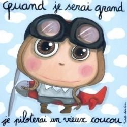 """Tableau """"Vieux coucou"""""""