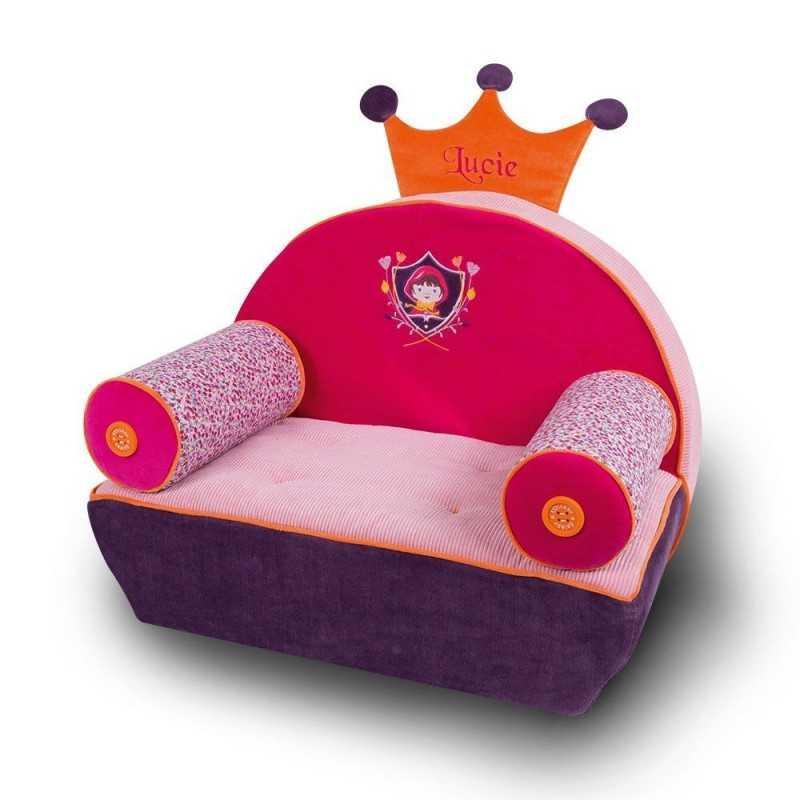 vraiteuil fauteuil pour enfant personnalis avec son pr nom. Black Bedroom Furniture Sets. Home Design Ideas