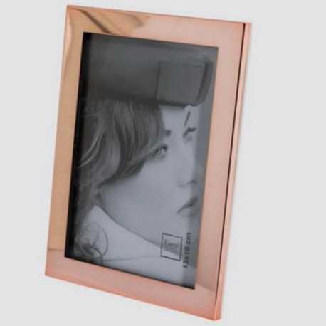 Cadre photo couleur cuivre