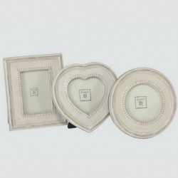Set of 3 small photo frames