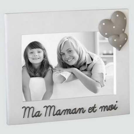 Cadre photo Ma maman et moi