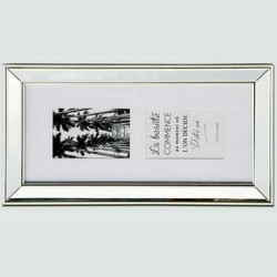 Soho photo frame with 2 views