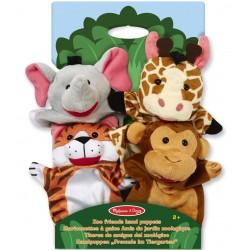 Marionnettes à main pour enfants