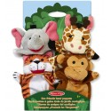 Hand puppets for children