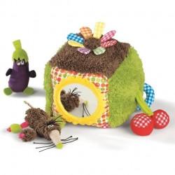 Cube d'activités pour enfant en bas âge