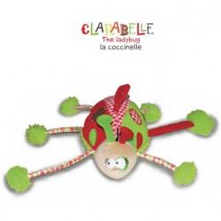 Peluche musicale pour enfant en bas âge, Clarabelle