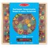 Boite bouquet de 220 perles en bois