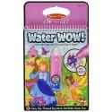 Planches de dessins à colorier au stylo à eau, pour enfant, water wow