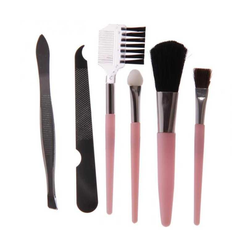 kit de maquillage fleuri. Black Bedroom Furniture Sets. Home Design Ideas