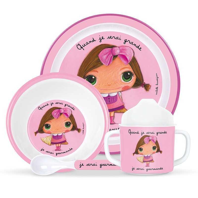Coffret vaisselle de table pour enfant - Petits plats pour grandes tablees pdf ...