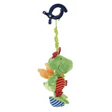 Hochet vibrant dragon pour enfant