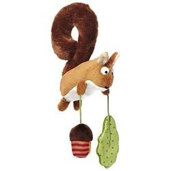 Jeu d'activité écureuil pour enfant fille ou garçon