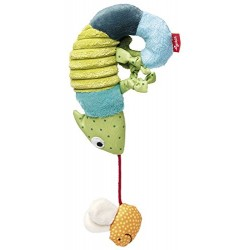 Activity game for children with the chameleon