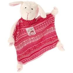 Doudou mouton pour enfant