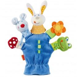Poupée de doigts, marionnette pour amuser votre enfant