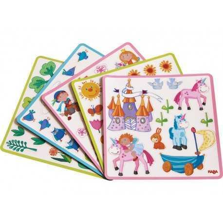 Puzzle magnétique pour enfant de 3 ans et plus