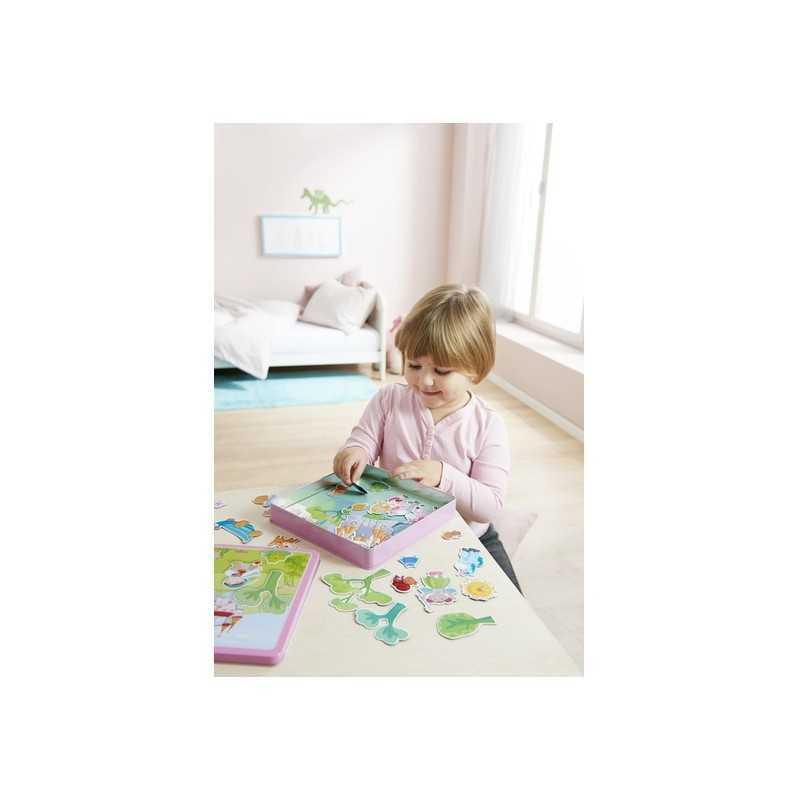 puzzle magn tique pour enfant de 3 ans et plus. Black Bedroom Furniture Sets. Home Design Ideas