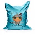 Pouffe, bean bag for child