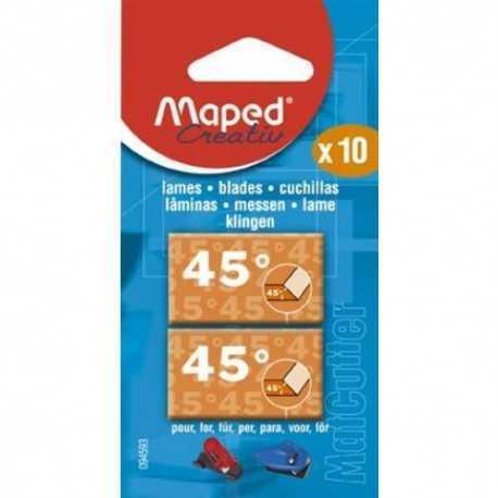 Lames 45° Matcutter, Mattcutter +