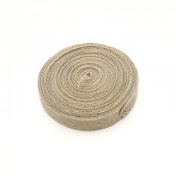 Lacette, pure linen ribbon for frame back fastener