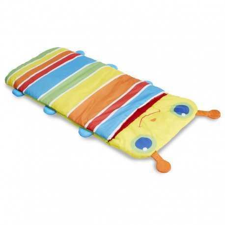 Sac de couchage multicolor pour enfant