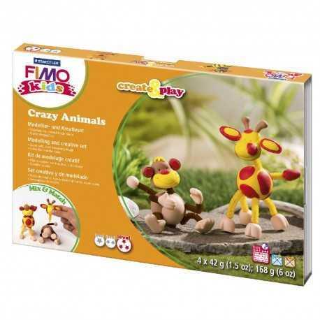 Kit de modelage créatif, Fimo kids