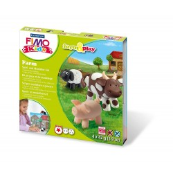 Kit de modelage créatif, Fimo kids, form & play