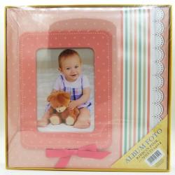 Album photo de bébé 20 pages de 24 x 24 cm