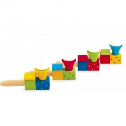 La pipe magique, jeux pour enfant