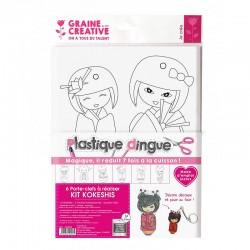 Crazy plastic kits to make yourself