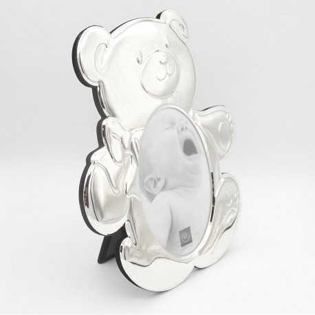 Cadre bébé pour photo format 9x13 décor petit ours