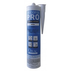 Wall and Ceiling Glue FDP500 for Rail Mount Deco