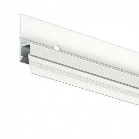 Cimaise Deco Rail blanc brut RAL 9016