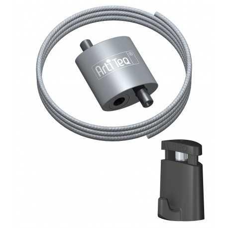 Loop Hanger, le système de suspension pour boucler un câble