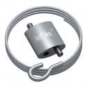 Loop Hanger, avec câble acier à crochet