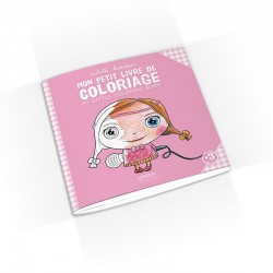 Coloring book, drawing book for kid
