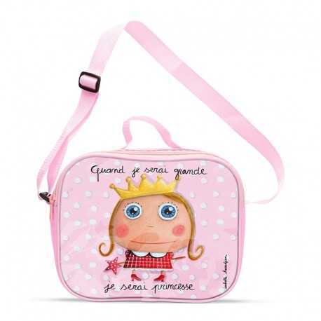Sac lunch bag, sac goûter pour enfant