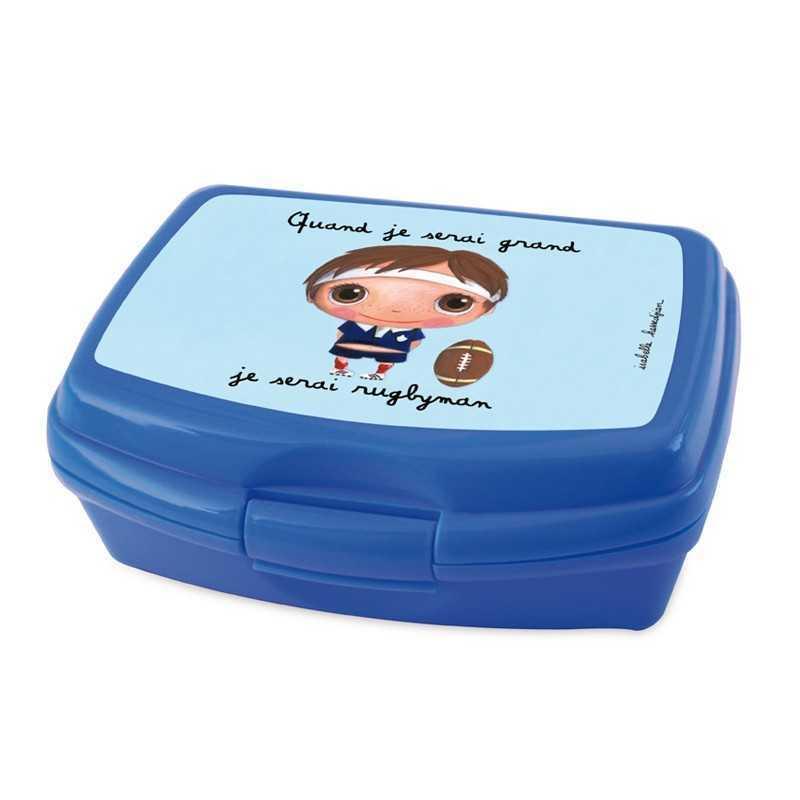 Bo te go ter pour enfant lunch box - Boite a gouter personnalisee ...